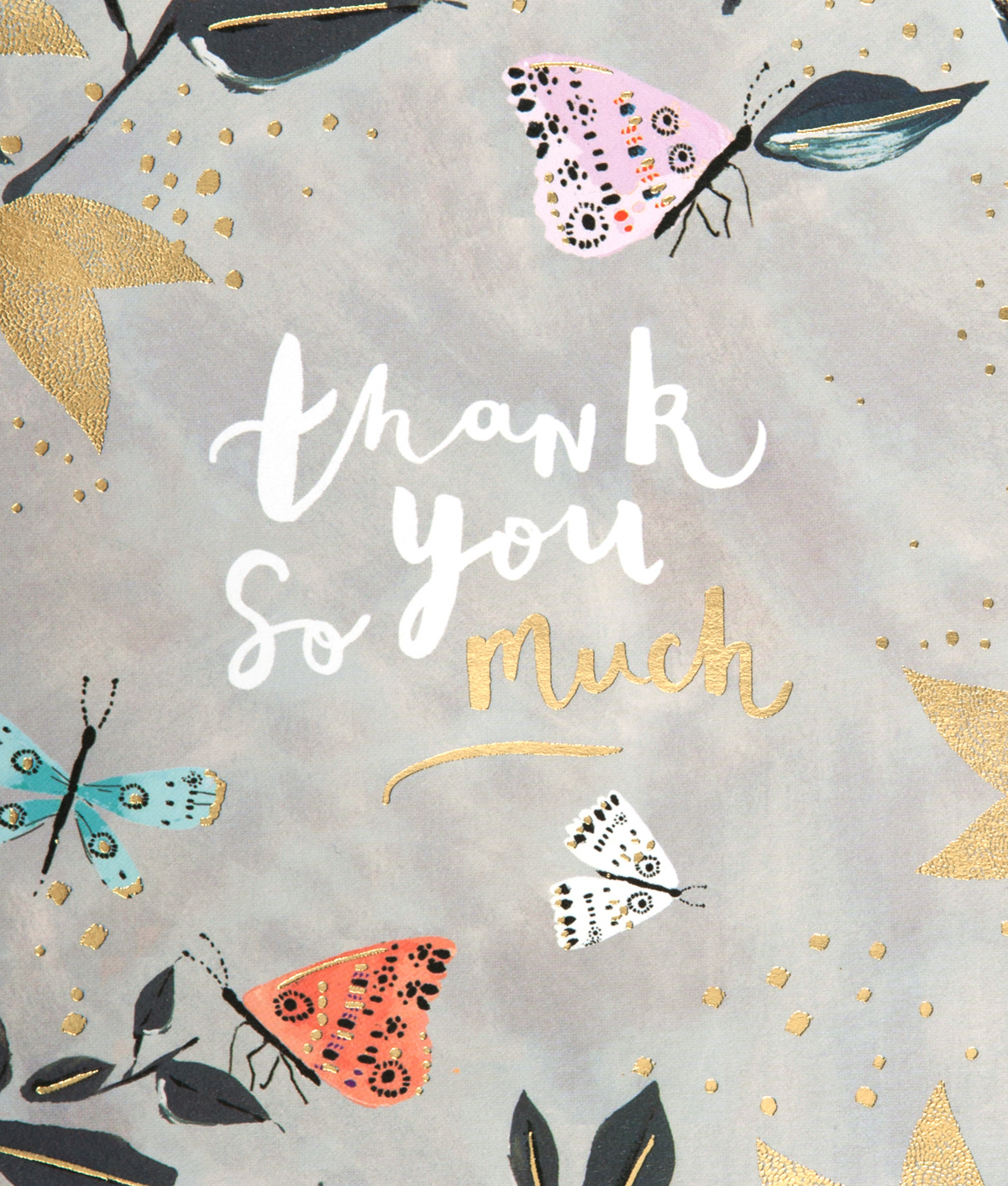 Butterflies Thank you Pack (5)