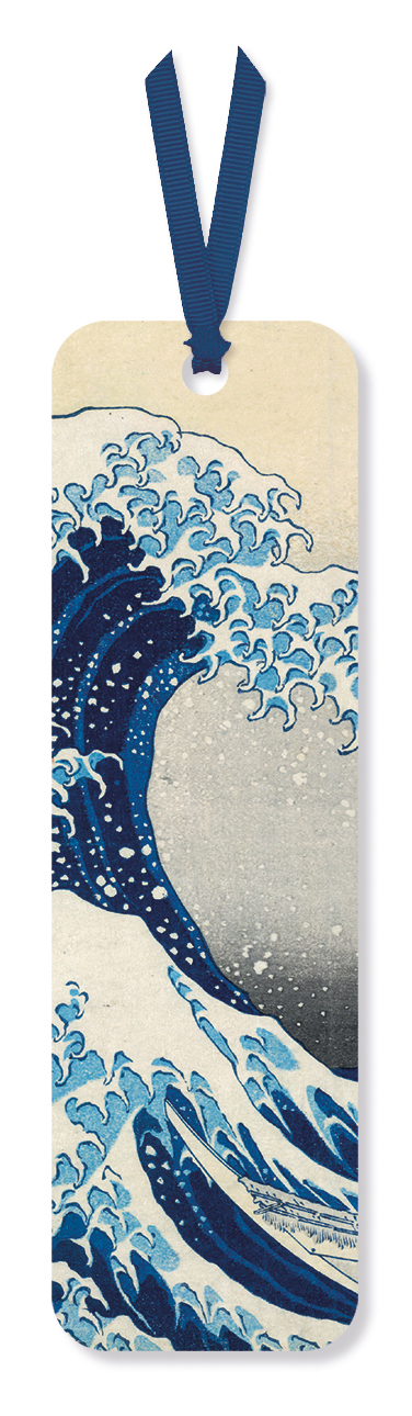 The Great Wave Bookmark