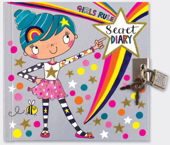 Girls Rule Secret Diary