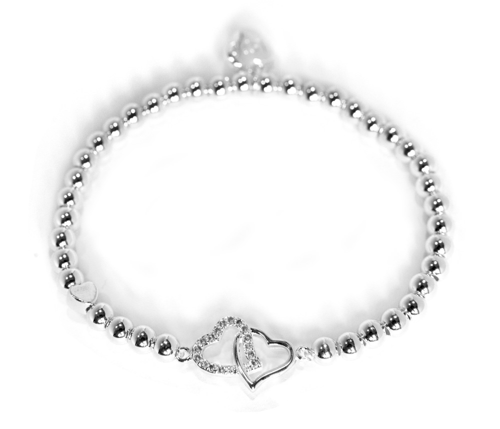 Beautiful Friend Life Charms Bracelet