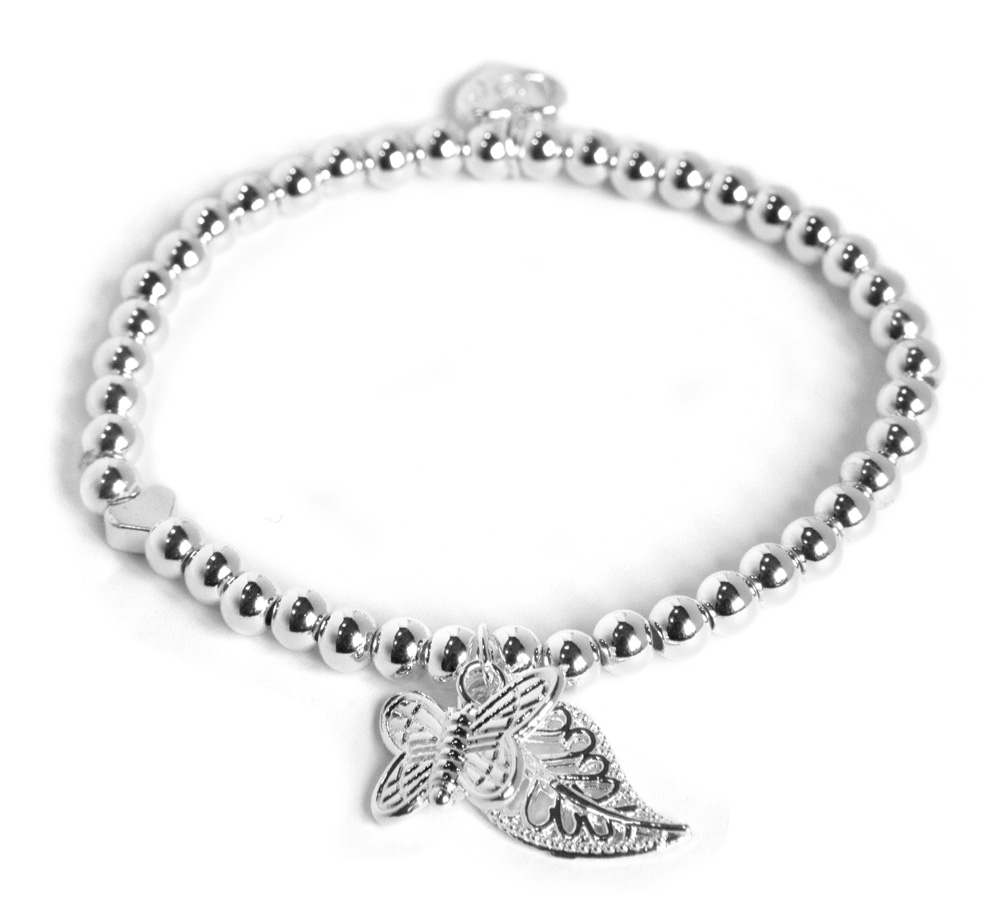 Thinking of You Life Charms Bracelet
