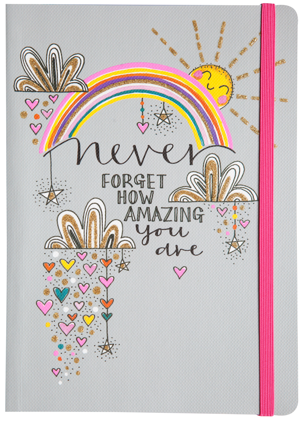 How Amazing You Are Notebook