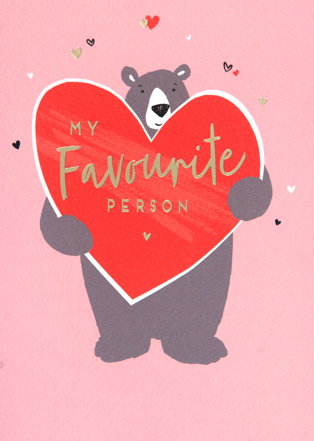 Favourite Person Greeting Card