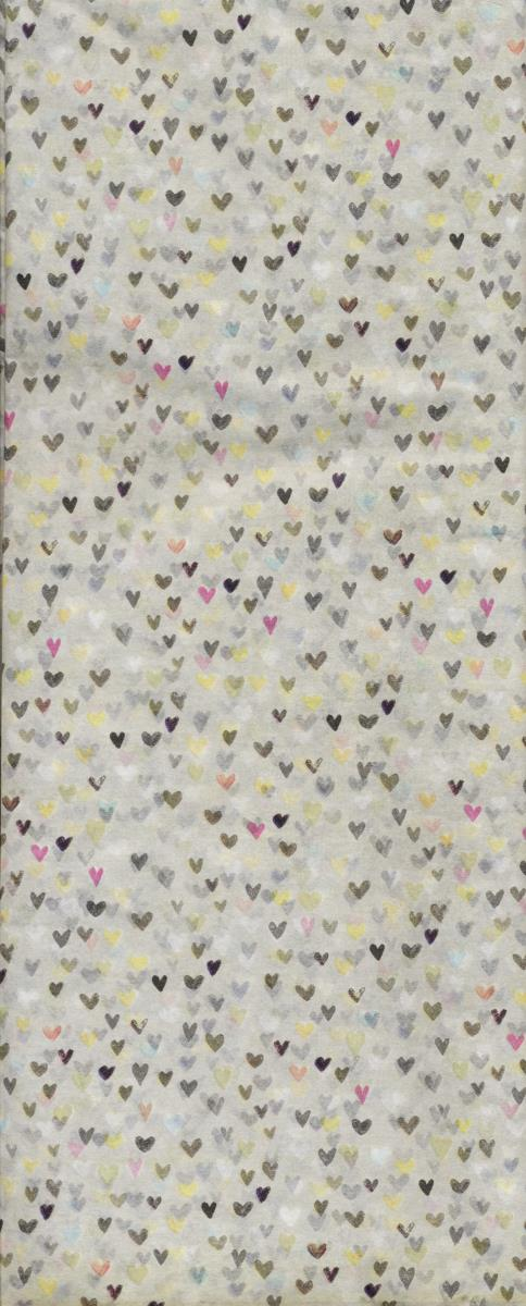 Little Hearts Tissue Paper 4 Sheets