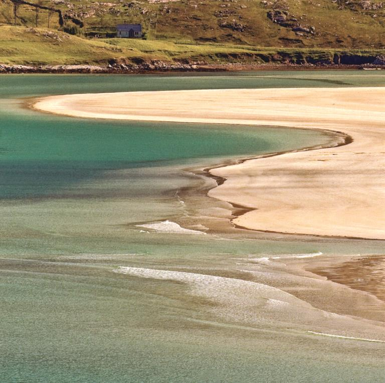 Hebridean Strand Greeting Card