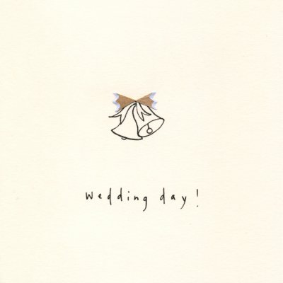 Bell Wedding Card