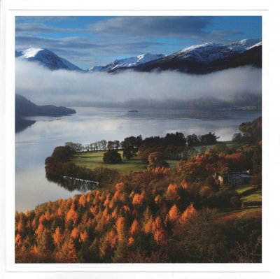 Ullswater Greeting Card