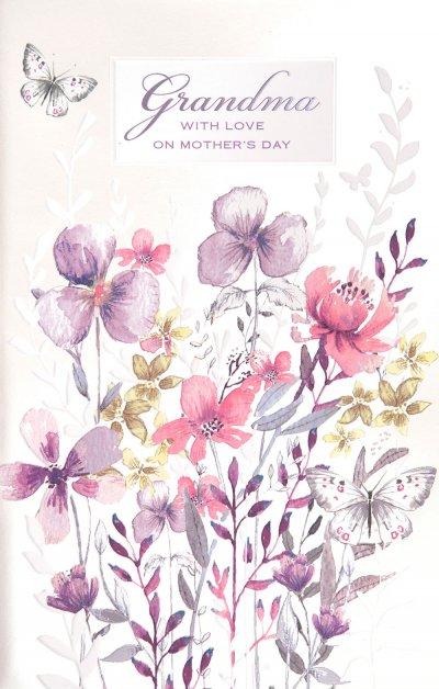 Grandma Mother's Day Card
