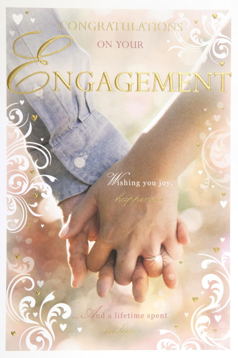 Lifetime Engagement Card