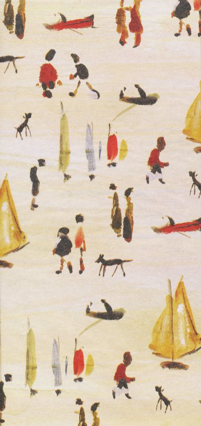 LS Lowry Tissue Paper 4 Sheets
