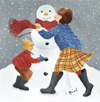 Snowman Fun Christmas Pack (5)
